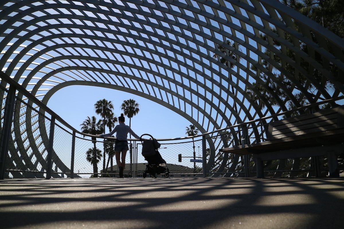 Park in Santa Monica