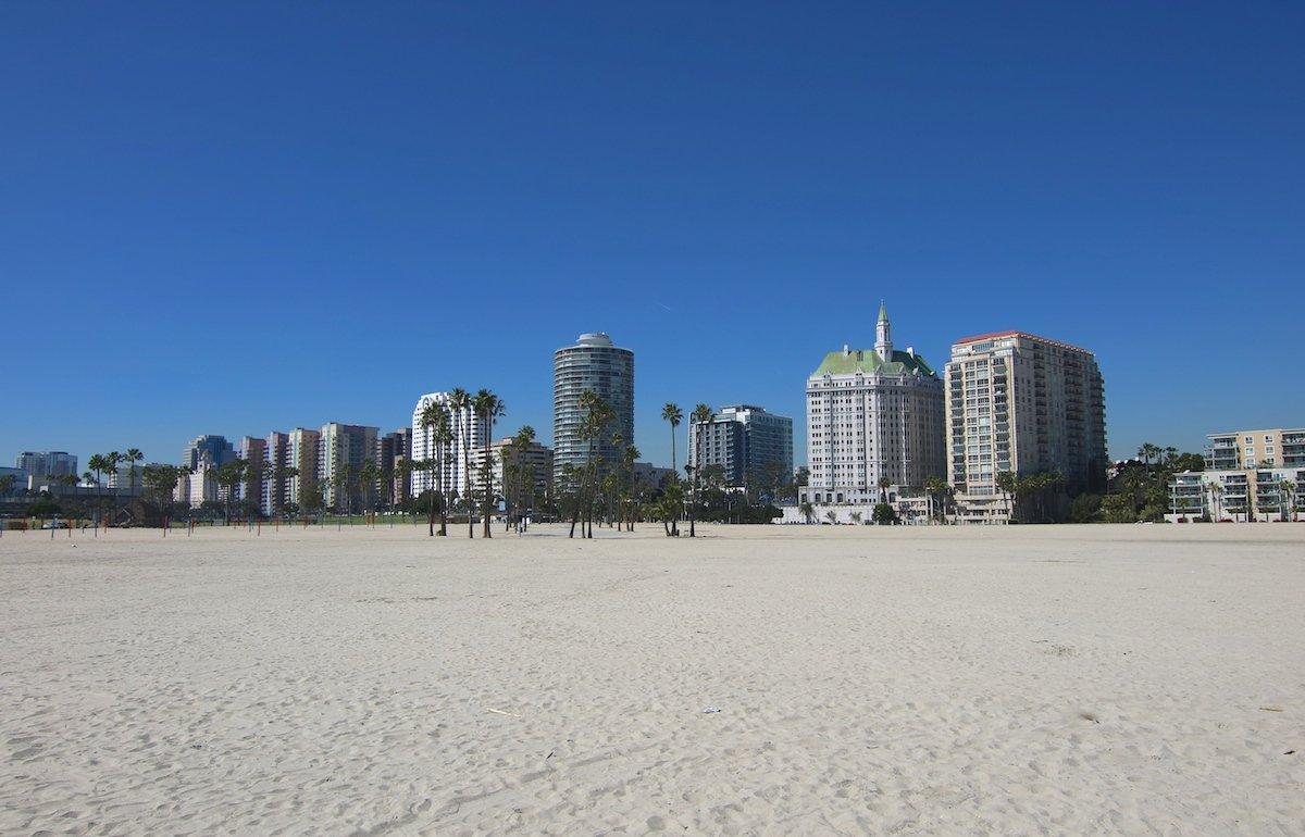 Long Beach Strand