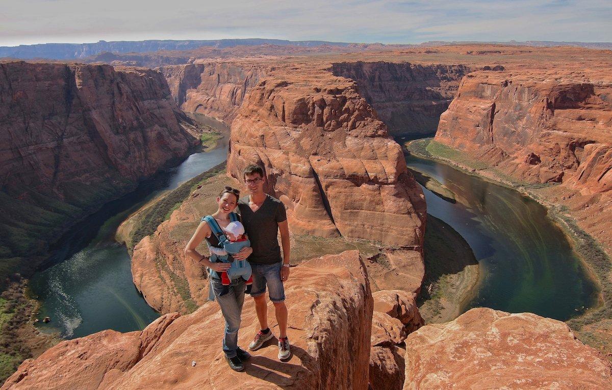 Elternzeitreise Roadtrip USA