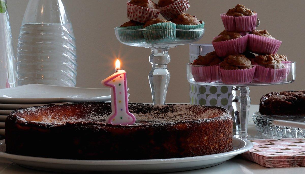 Rezepte zum 1. Geburtstag
