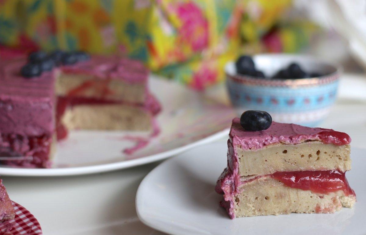 Geburtstagstorte Zum Ersten Geburtstag Kuchen Rezept Ohne Zucker