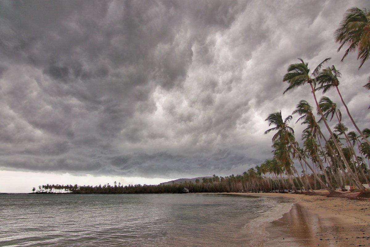 Karibik Urlaub mit Kleinkind und Hurrikan