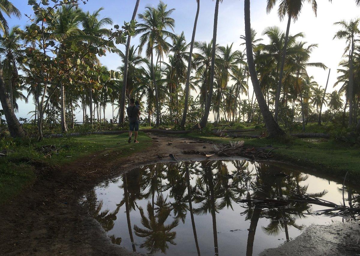 Karibik Urlaub mit Kleinkind auf Samaná