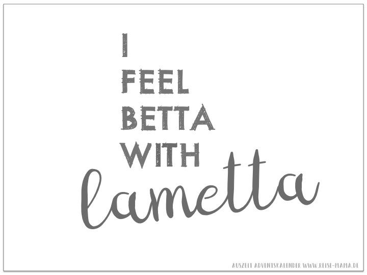 Auszeit Adventskalender Lametta