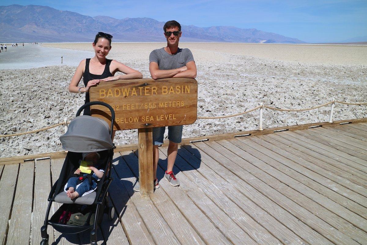 Elternzeit-Reise planen