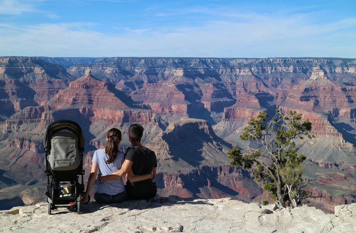Elternzeit-Reise USA