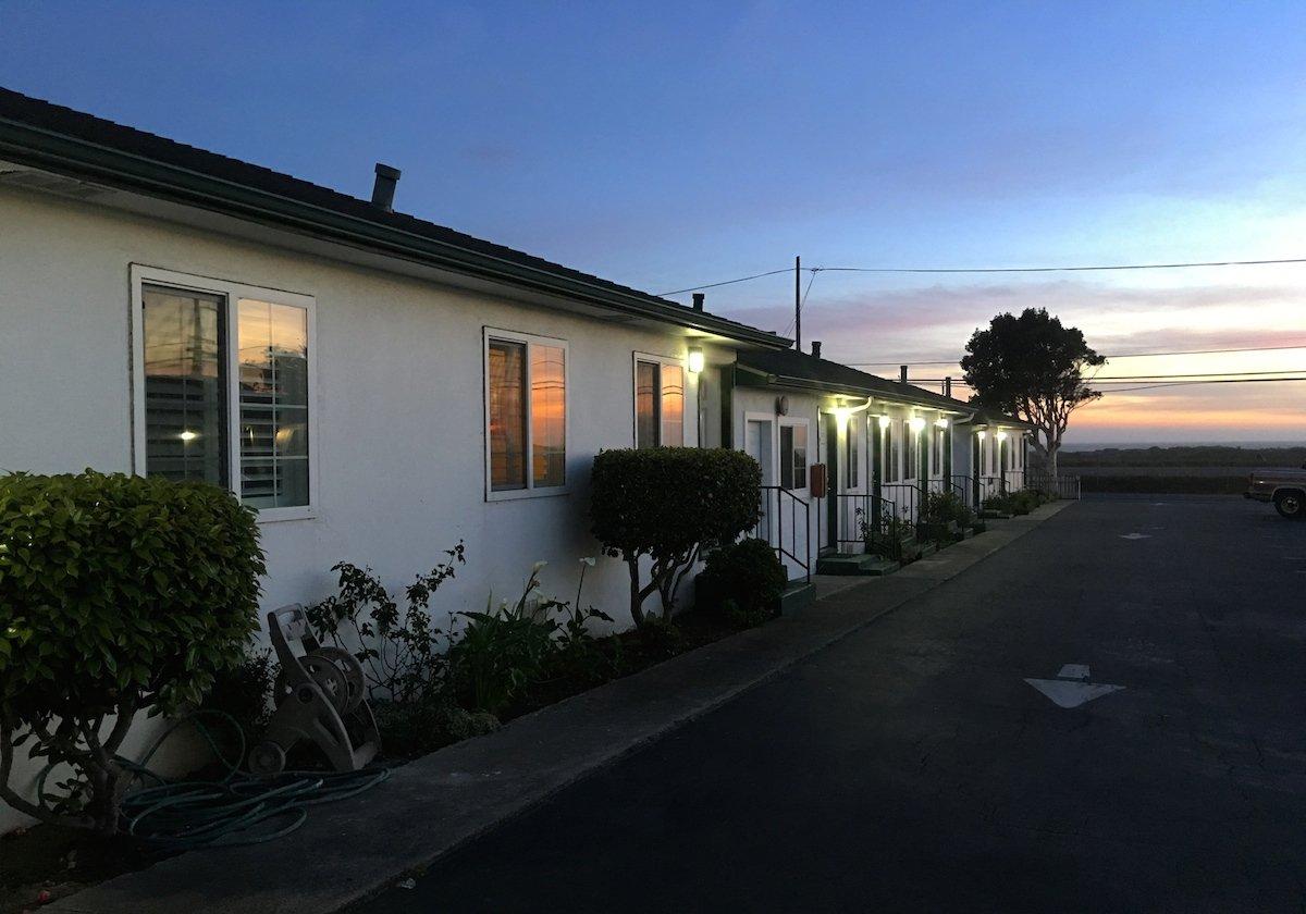 Elternzeit-Reise Motel