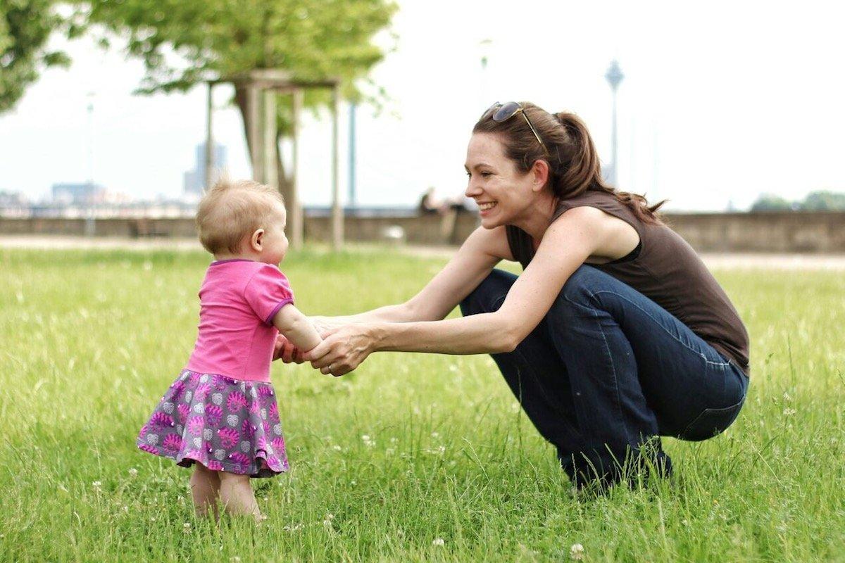 Reisetipps Düsseldorf mit Baby Rheinwiesen
