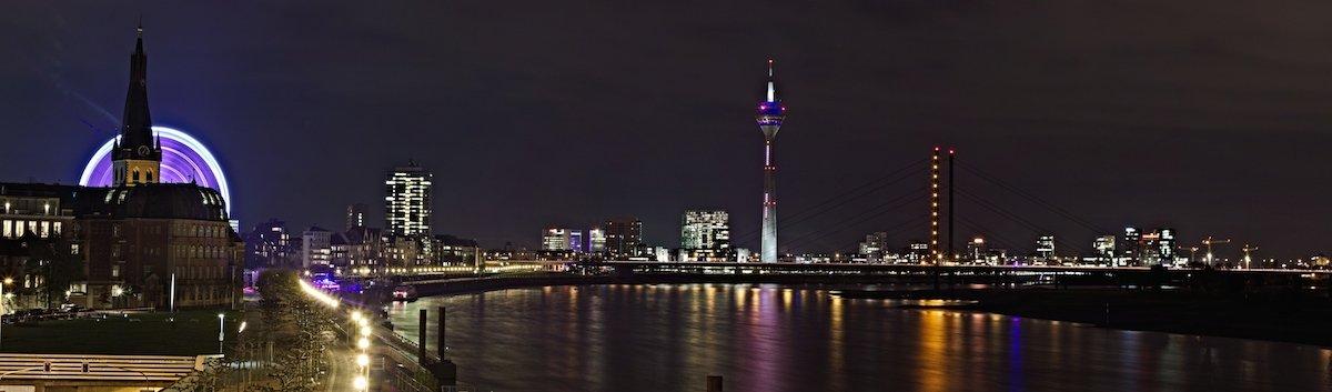 Düsseldorf Highlights mit Baby