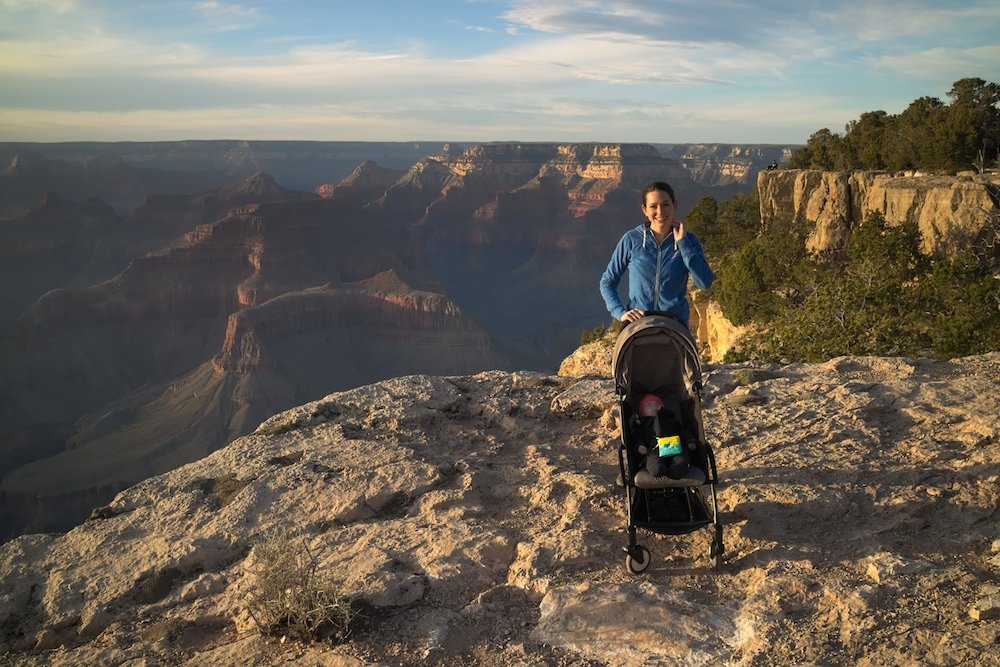Tipps Grand Canyon Baby