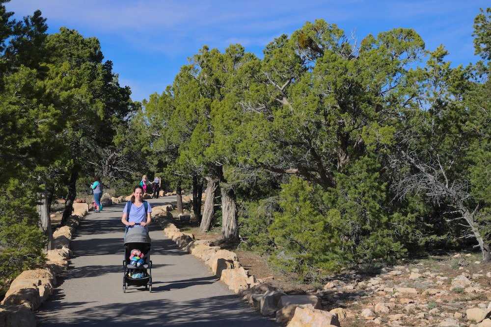 Grand Canyon Baby Rim Trail