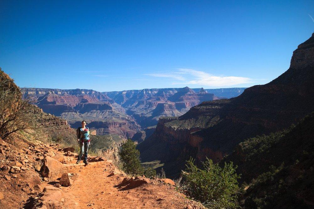 Grand Canyon Kinder Wandern