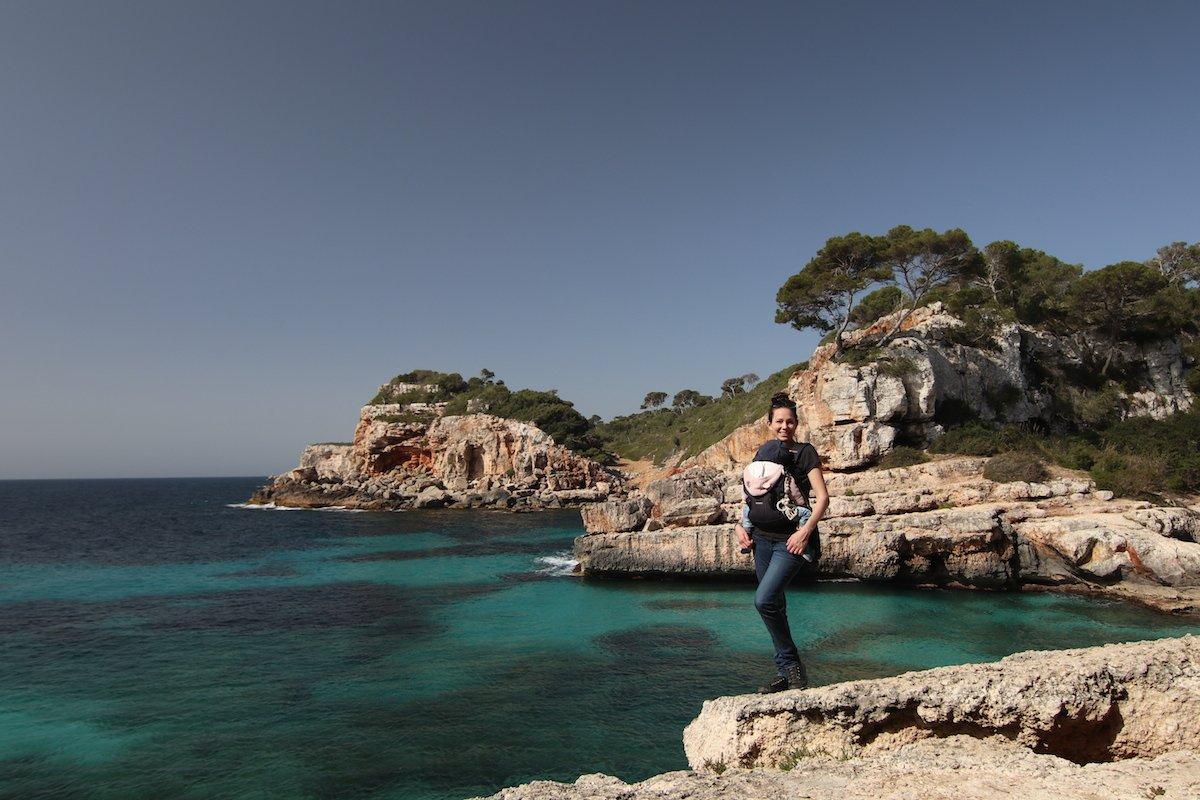 Mallorca mit Kleinkind Wanderungen