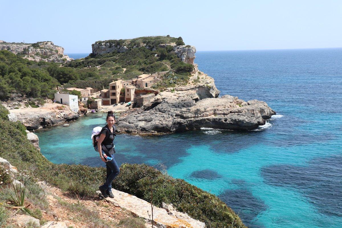 Mallorca mit Kleinkind Wandern
