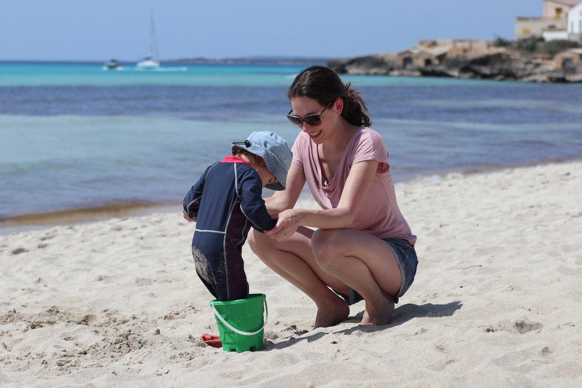 Mallorca mit Kleinkind Schönste Strände