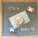 It´s a…. baby. Die alles überragende Geschlechterfrage. Update SSW 18