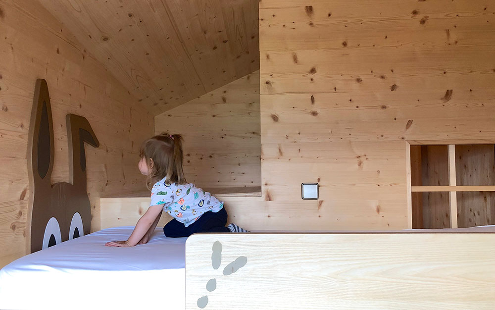 Familienhotel Bayern Kinderzimmer