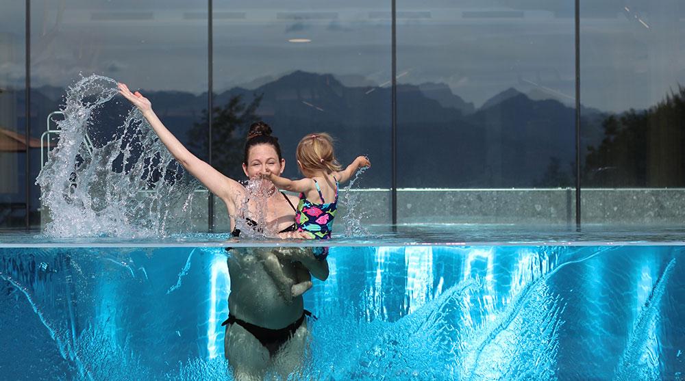 Familienhotel Bayern Pool