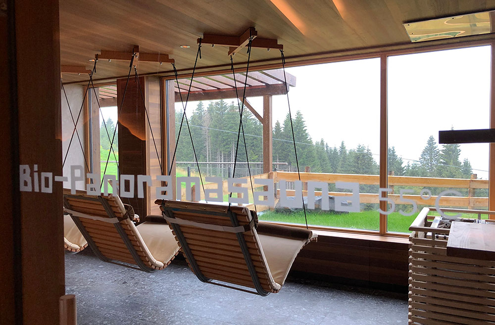 Familienhotel Bayern Sauna