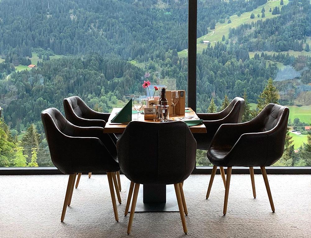 Familienhotel Bayern stilvoll essen