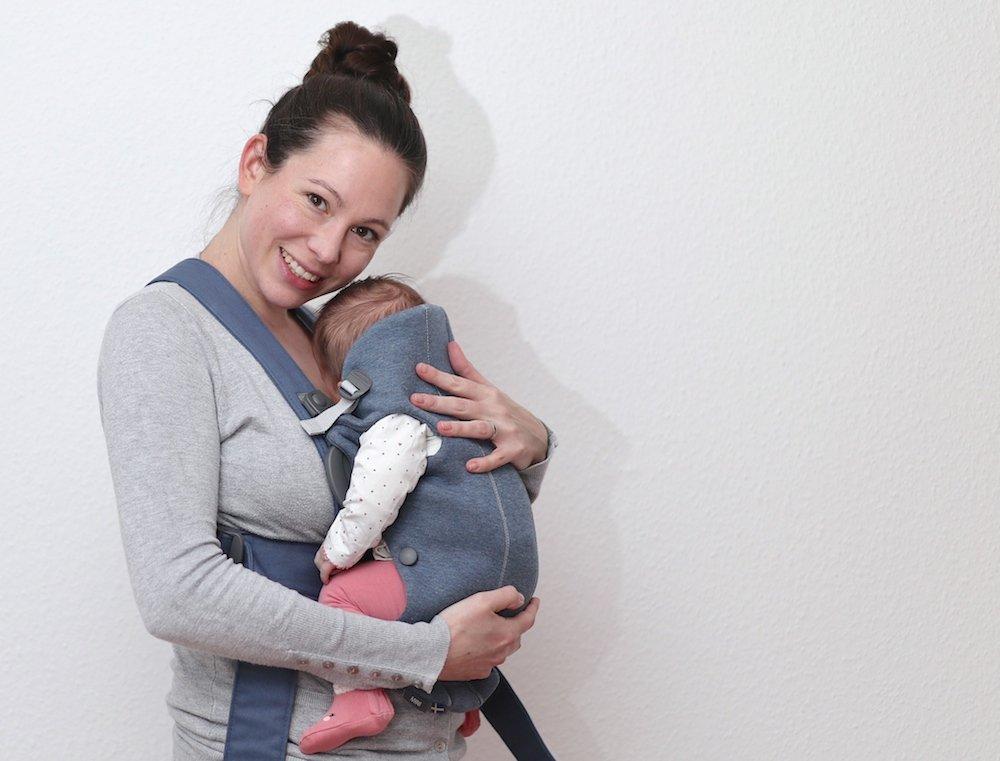 Erste Tage mit Baby und Kleinkind