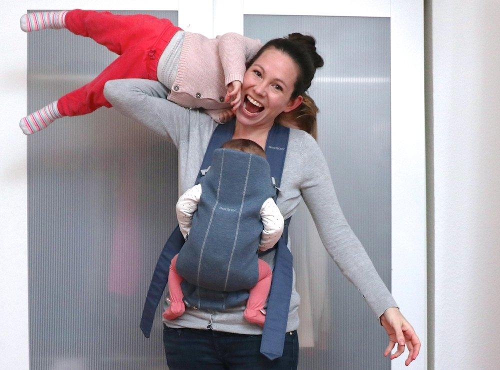 Erste Wochen mit Baby und Kleinkind