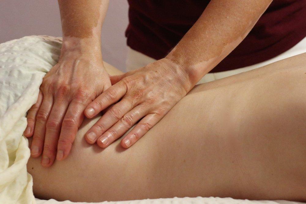 Massage in der Schwangerschaft
