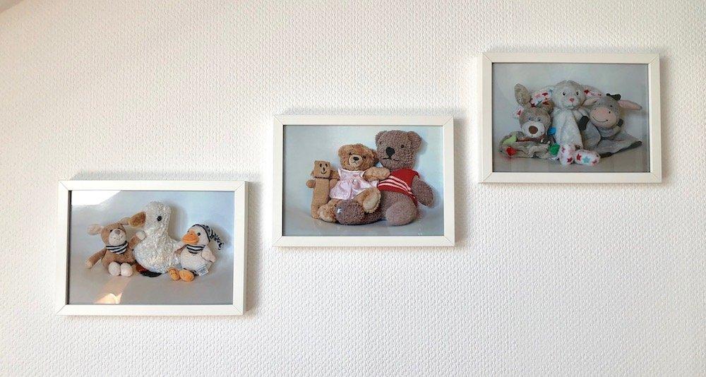 Wandgestaltung im Kinderzimmer DIY