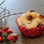 Marzipan-Kirsch-Muffins |Rezept