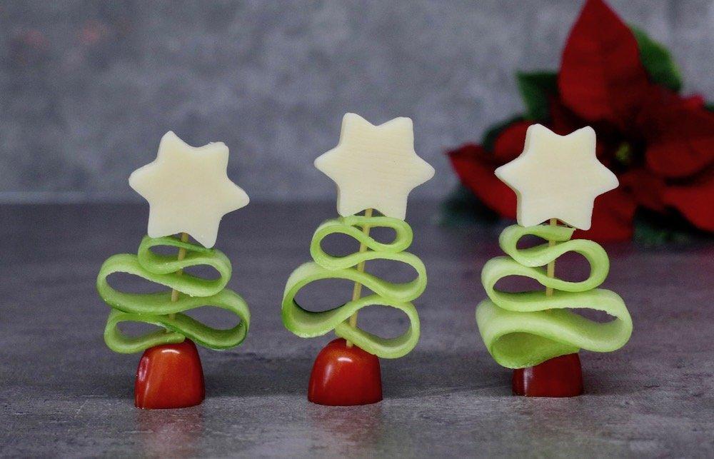 Weihnachten Fingerfood
