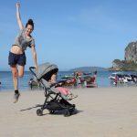 Mit dem Reisebuggy in Asien – Tipps & der Buggy bonavi Air im Test | Werbung inkl. Rabattcode