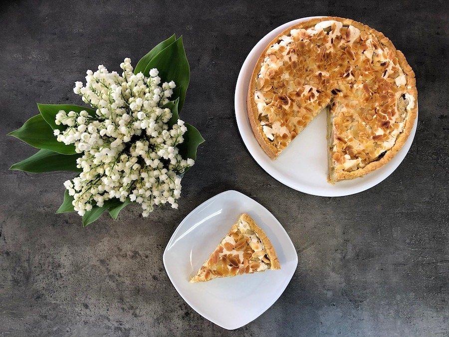 Rhabarber-Kuchen Rezept