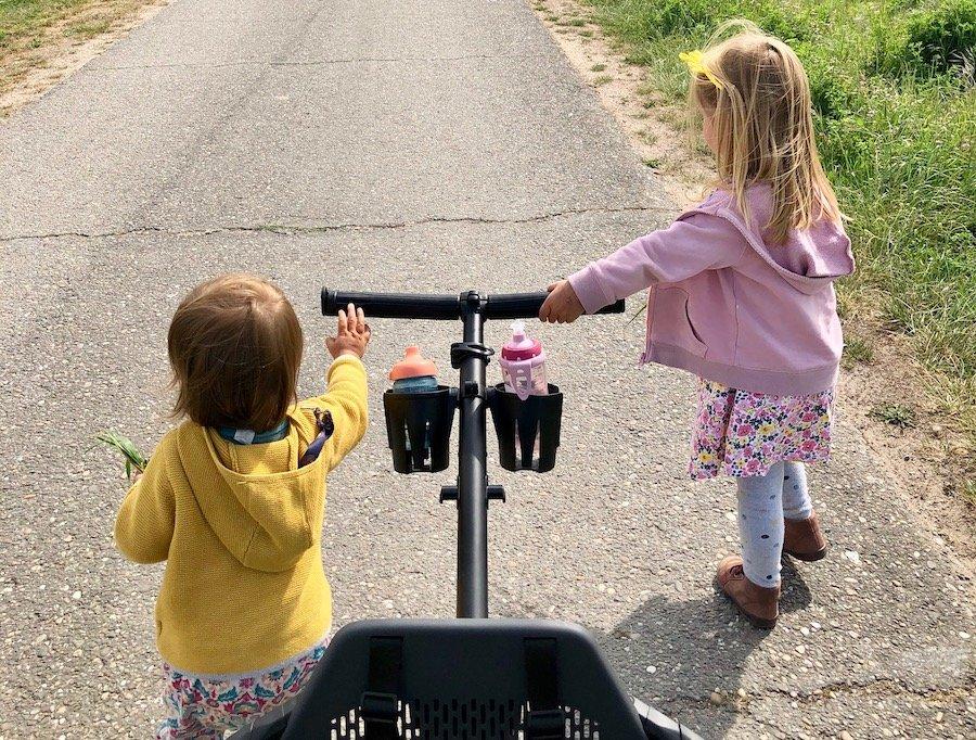 Urlaub Zuhause mit Kindern Tipps Natur