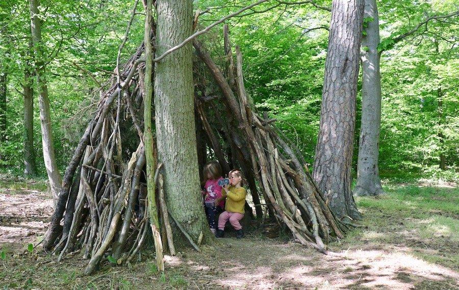 Urlaub Zuhause mit Kindern Tipps