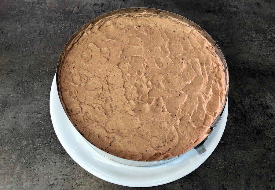 Erdbeer-Torte Rezept Schokosahne