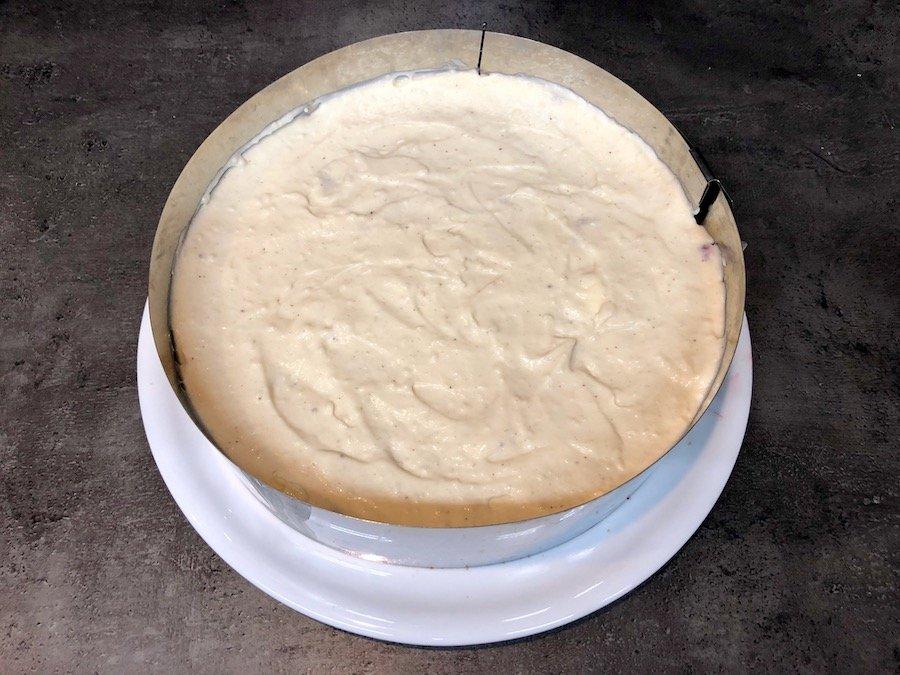 Erdbeeren-Torte Rezept Pudding Creme ohne Gelatine