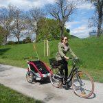 Fahrradanhänger für zwei Kinder – Kinderfahrradanhänger Vergleich mit Tipps zum Kauf des besten Fahrradanhängers