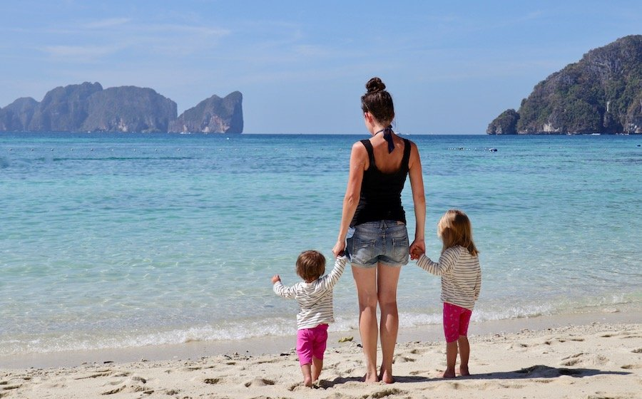 Thailand Rundreise mit Kindern