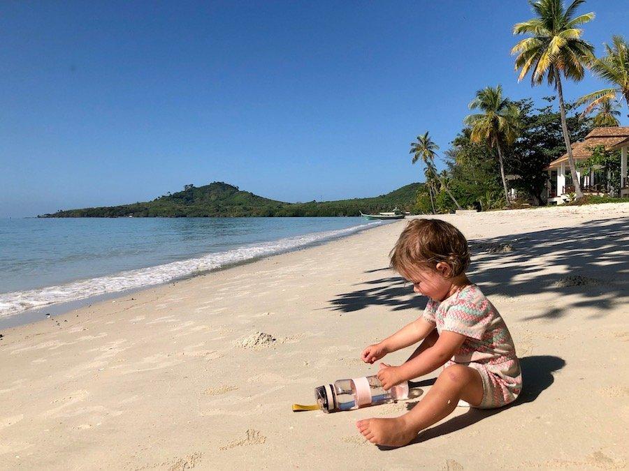 Entspannt reisen mit Kleinkind Tipp nachhaltig reisen