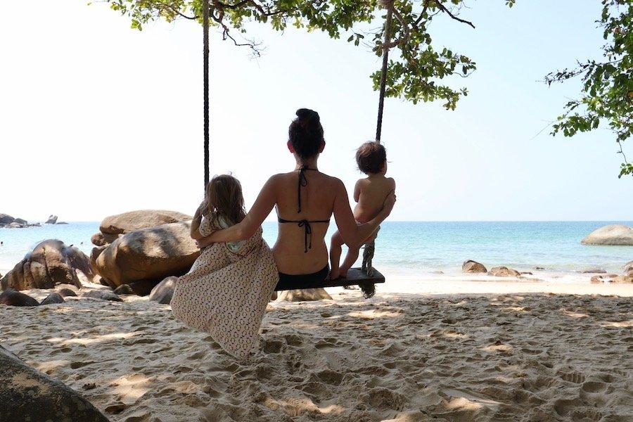 Entspannt reisen mit Kleinkind Tipps Eltern