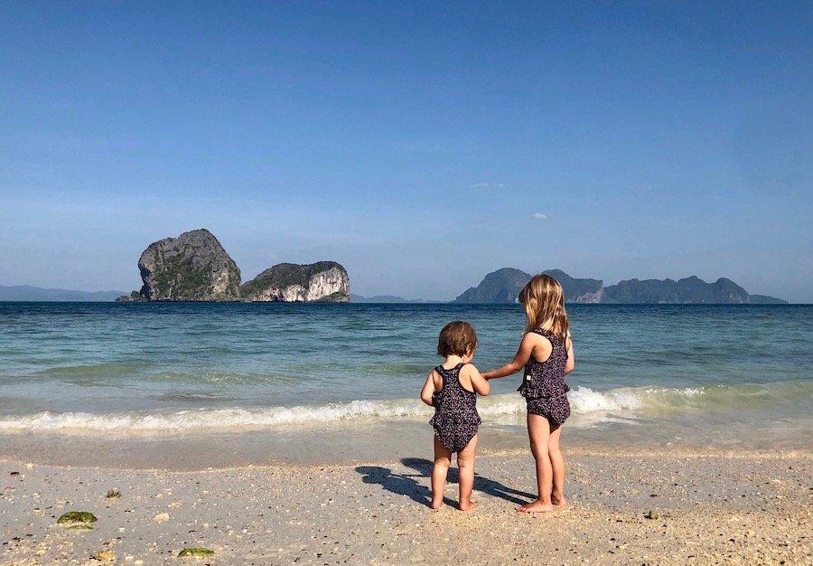Entspannt reisen mit Kleinkind Tipp wiederverwendbare Schwimmwindel