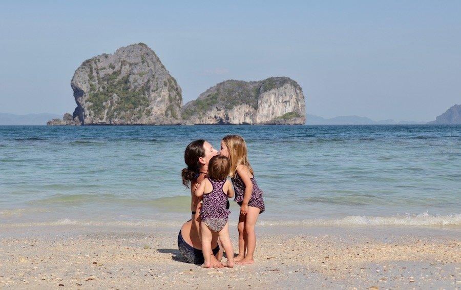 Entspannt reisen mit Kleinkind Tipps