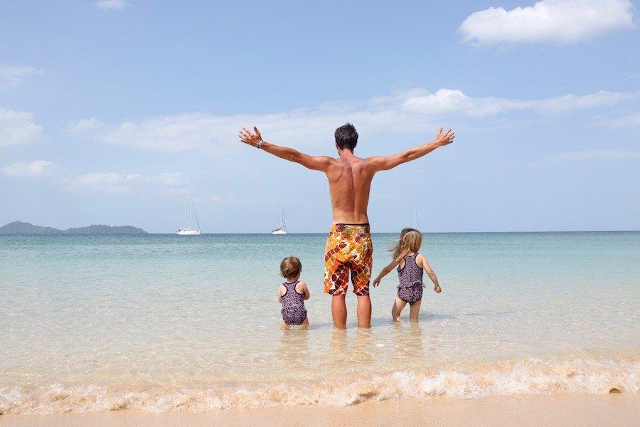 Entspannt reisen mit Kleinkind und Baby Tipps