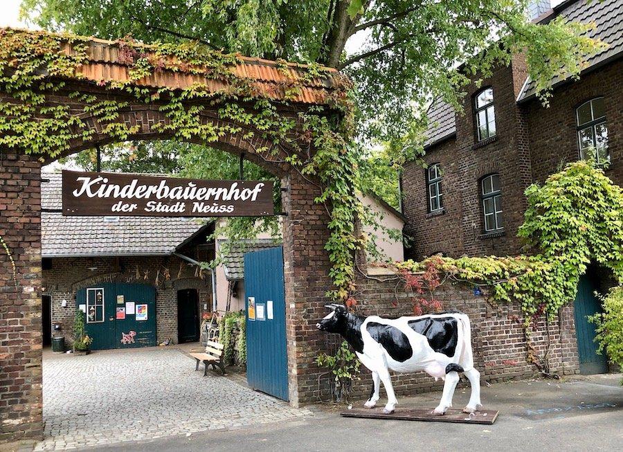 Düsseldorf mit Kindern Ausflugsziele Bauernhof Neuss