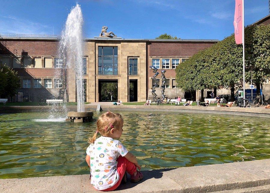Düsseldorf mit Kindern Reise-Guide mit einheimischen Tipps und wichtigsten Sehenswürdigkeiten Museum