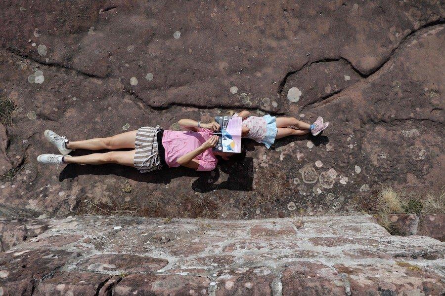 Let´s go Himalaya Rückzugsort Mutter-Tochter-Reisen