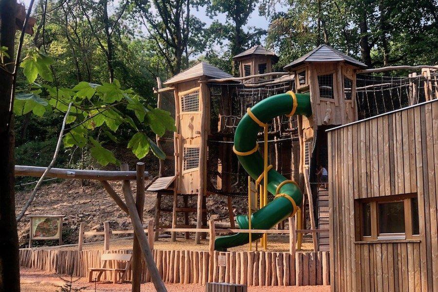 Saarschleife Spielplatz Abenteuerwald