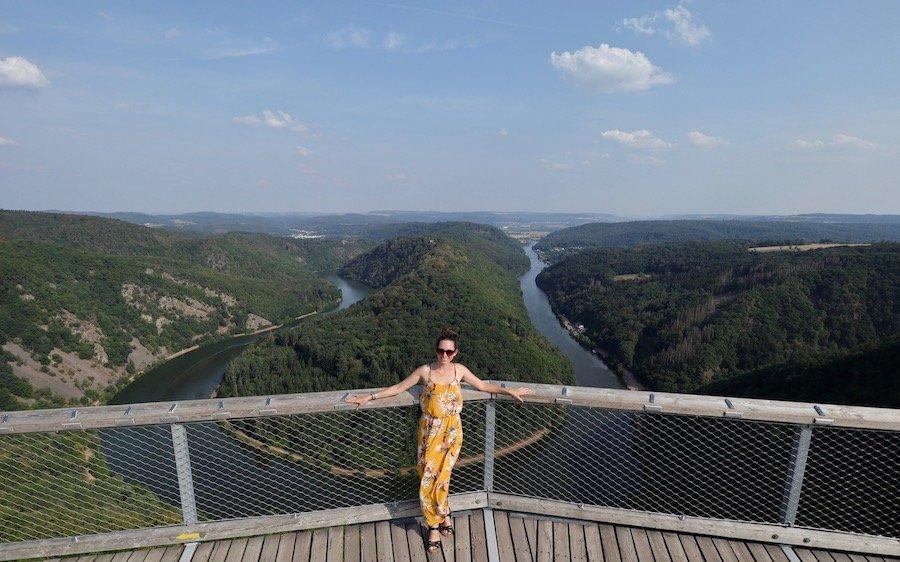 Saarschleife Ausflugsziele Tipps und Erfahrungen mit Kindern