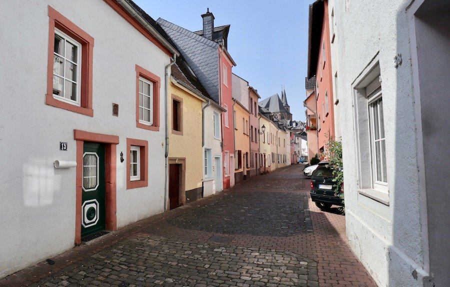 Saarburg Stadtbesichtigung Tipp