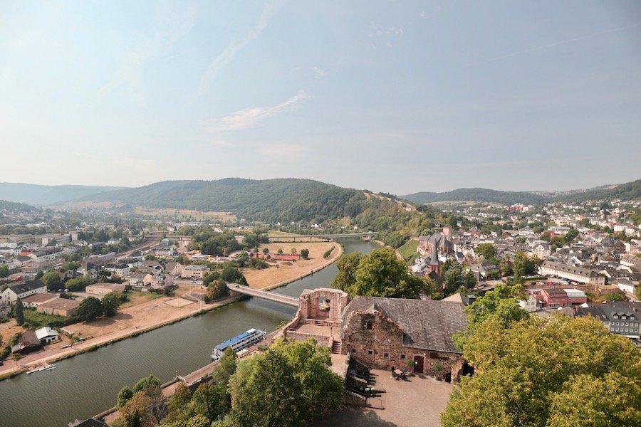 Saarburg Aussicht